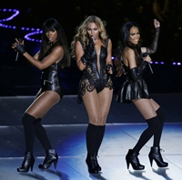 Destiny's Child s-a reunit pentru Super Bowl
