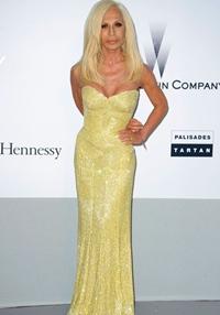 Donatella Versace ofera sfaturi pentru o cariera de designer