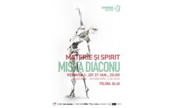 Expozitie – Materie si spirit