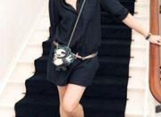 Sandra Choi, singura pentru Jimmy Choo
