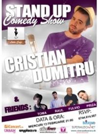 Stand-up Comedy Cristian Dumitru
