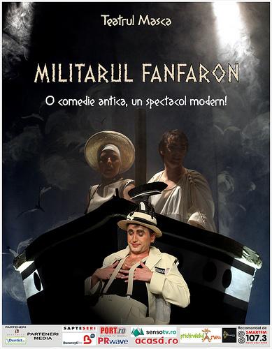 Militarul fanfaron