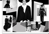 GALATECA aduce expozitia prezentata de Romania in cadrul London Fashion Week