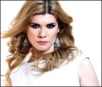Diana Matei lupta in semifinala Eurovision cu piesa MA MA HE