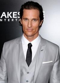 Matthew McConaughey se lanseaza in moda pentru a-i ajuta pe copii