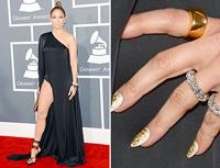Nail Art, direct de la Premiile Grammy