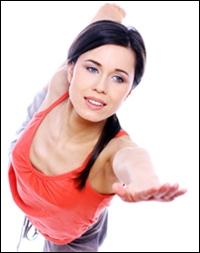 Vrei sa arati bine primavara asta? Participa la concursul organizat de Revista Tonica si Sala de sport Perfect Body