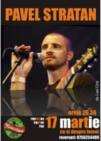 Concert Pavel Stratan