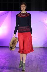 Saptamana modei la Londra: TENDINTE (II)