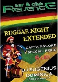 Reggae Night Extended
