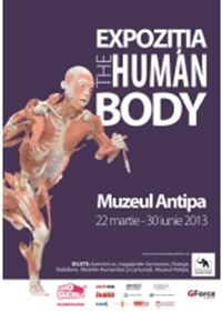 Expozitia The Human Body