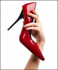 Cucereste lumea… cu o pereche de pantofi!