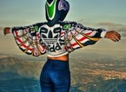 Totem-uri, aripi si motive etnice in colectia Adidas Originals by Jeremy Scott!