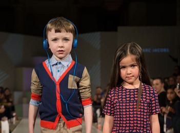 Marc Jacobs la Global Kids Fashion Week
