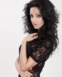 "Carmen Calin ne reprezinta la concursul ""Top Model Worldwide"""