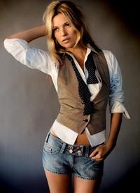 Kate Moss pentru Kerastase