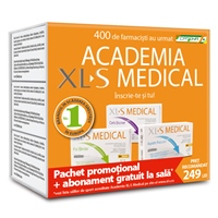 Catena iti recomanda Academia XL-S Medical, programul care te ajuta sa slabesti