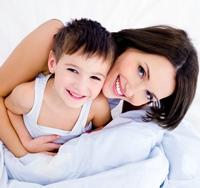 Partenera ta are un copil. Cum construiesti o relatie armonioasa cu copilul?
