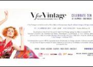 V for Vintage – Celebrate TEN