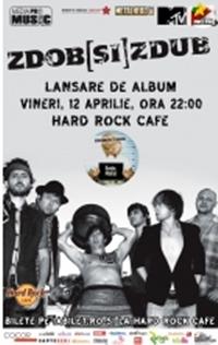 Lansare album Zdob si Zdub