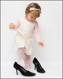 Spune-mi ce pantofi porti, ca sa iti spun ce personalitate ai