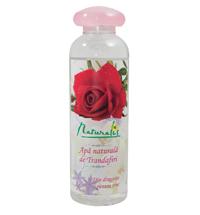 Ten tonifiat si hidratat cu Apa naturala de Trandafiri de la Naturalis