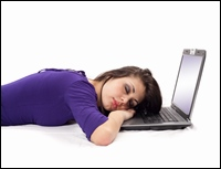 Sursele artificiale de lumina, cauza insomniilor