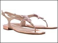 Sandalele verii de la IL PASSO: insertii metalice, detalii animal print si aplicatii pretioase