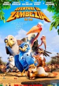 Aventuri in Zambezia – 3D subtitrat