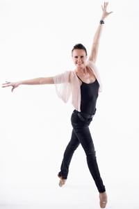 Monica Petrica, din dragoste pentru balet
