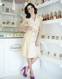 Iulia Dima lanseaza colectia Dolce Italia in Galeria Designerilor Romani