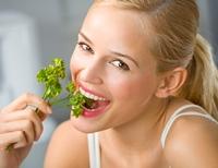 Femeile considera ca alimentatia sanatoasa este mai importanta decat dragostea