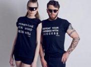 Colectia omonima de tricouri by Bogdan Mogos a fost lansata