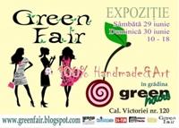 Expozitia Green Fair