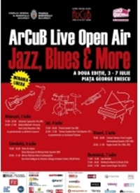 ArCub Live Open Air – Jazz, Blues & More