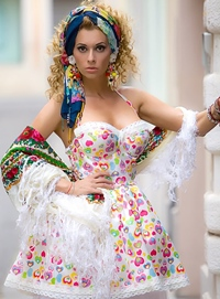 Designerul Maria Simion, cea mai noua vedeta de reality show