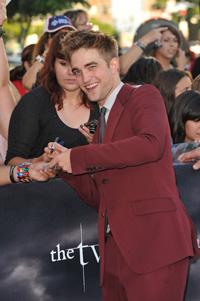 Robert Pattinson, imaginea parfumurilor Dior Homme