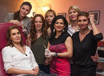 "Dr. Dana Miricioiu: ""Frumusetea are masuri bine definite de proportie si armonie"""