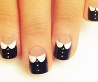 "Dress up your nails! 5 idei de unghii ""imbracate"""