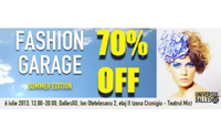 Fashion Garage Sale – 70% Off Summer Edition