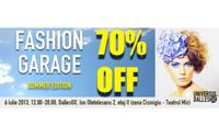 Fashion Garage Sale - 70% Off Summer Edition