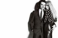 Sienna Miller si Tom Sturridge, imaginea campaniei de toamna Burberry