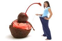 IN: abdomen plat, OUT: colaceii de pe burta