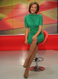 """Melania Medeleanu: """"Mi se intampla lucruri bune in fiecare zi"""""""