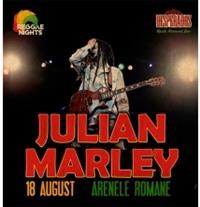 Concert Julian Marley