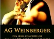 AG Weinberger  – Summer Solo Nights