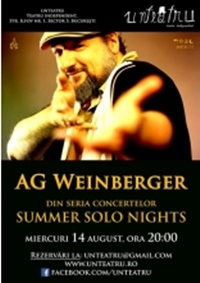 AG Weinberger  - Summer Solo Nights