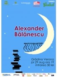 Recital Alexander Balanescu