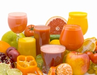 Fructe de vara bogate in antioxidanti