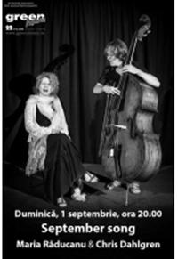 September song: Maria Raducanu & Chris Dahlgren